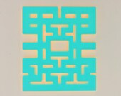 Set Lasercut Pacman Style...