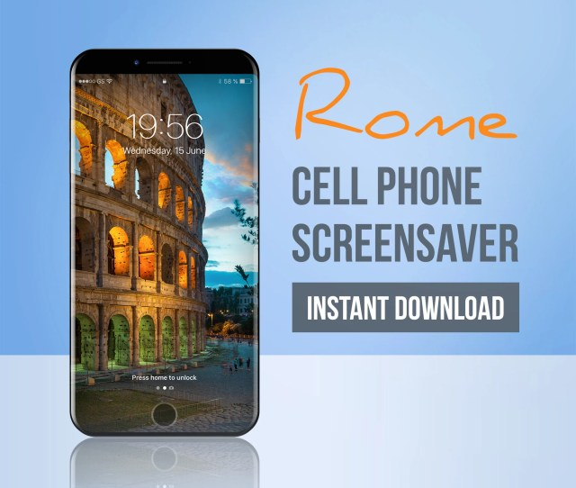 Ancient Rome Smartphone Wallpaper Colosseum Phone Background Cell Phone Wallpaper Iphone Screensaver