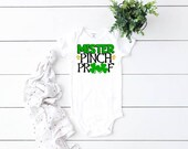 Mister Pinch Proof St. Patrick's Day Outfit, Baby Boy St. Patty's Day, Boy St. Patrick's Day Outfit, Newborn Coming Home