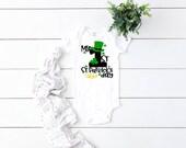 My 1st St. Patrick's ...