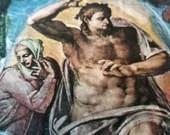 All Michelangelo, Enio Sindona (Flammarion 1981)