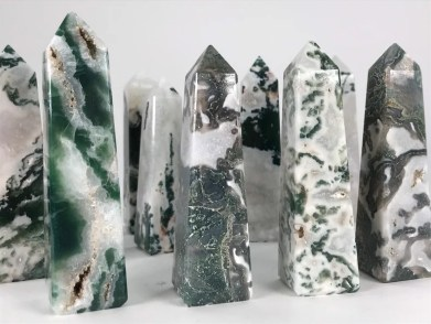 Moss Agate Towers image 0