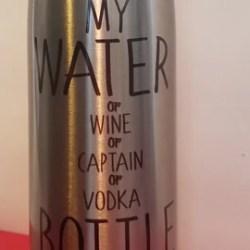 Funny Water Bottle Label Water Bottle Label Funny Label Water Etsy