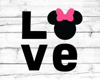 Download Minnie Mouse Bow Svg Minnie Mouse Svg Minnie Mouse Silhouette