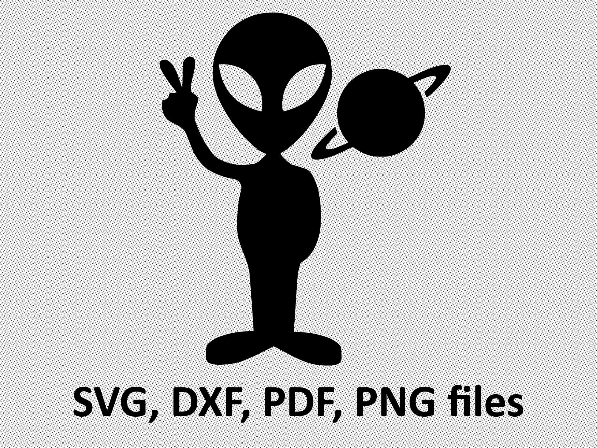 Funny Svg Alien File Svg Funny T Shirt Design Vinyl Svg