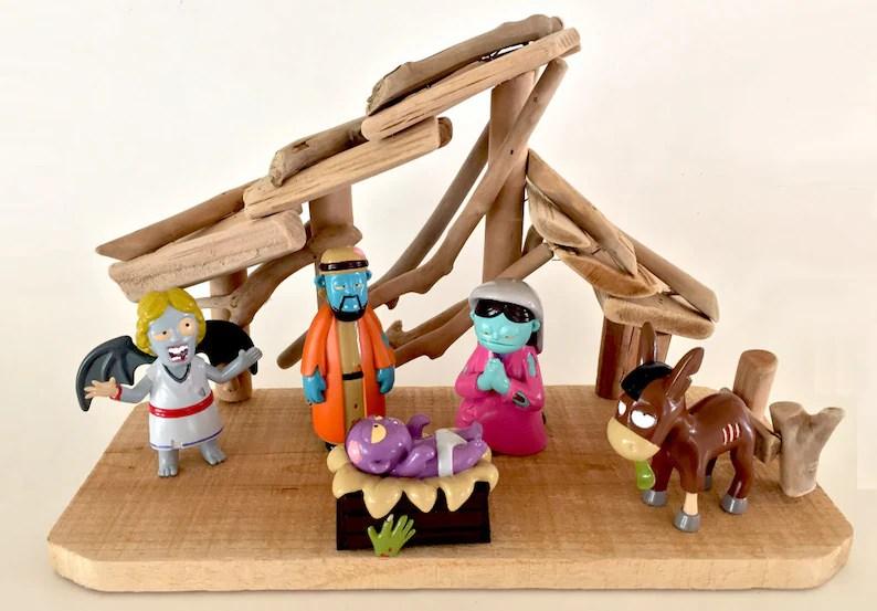 The Zombie Nativity image 0