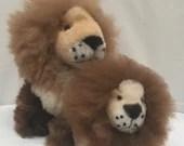 Alpaca Fibre Lions