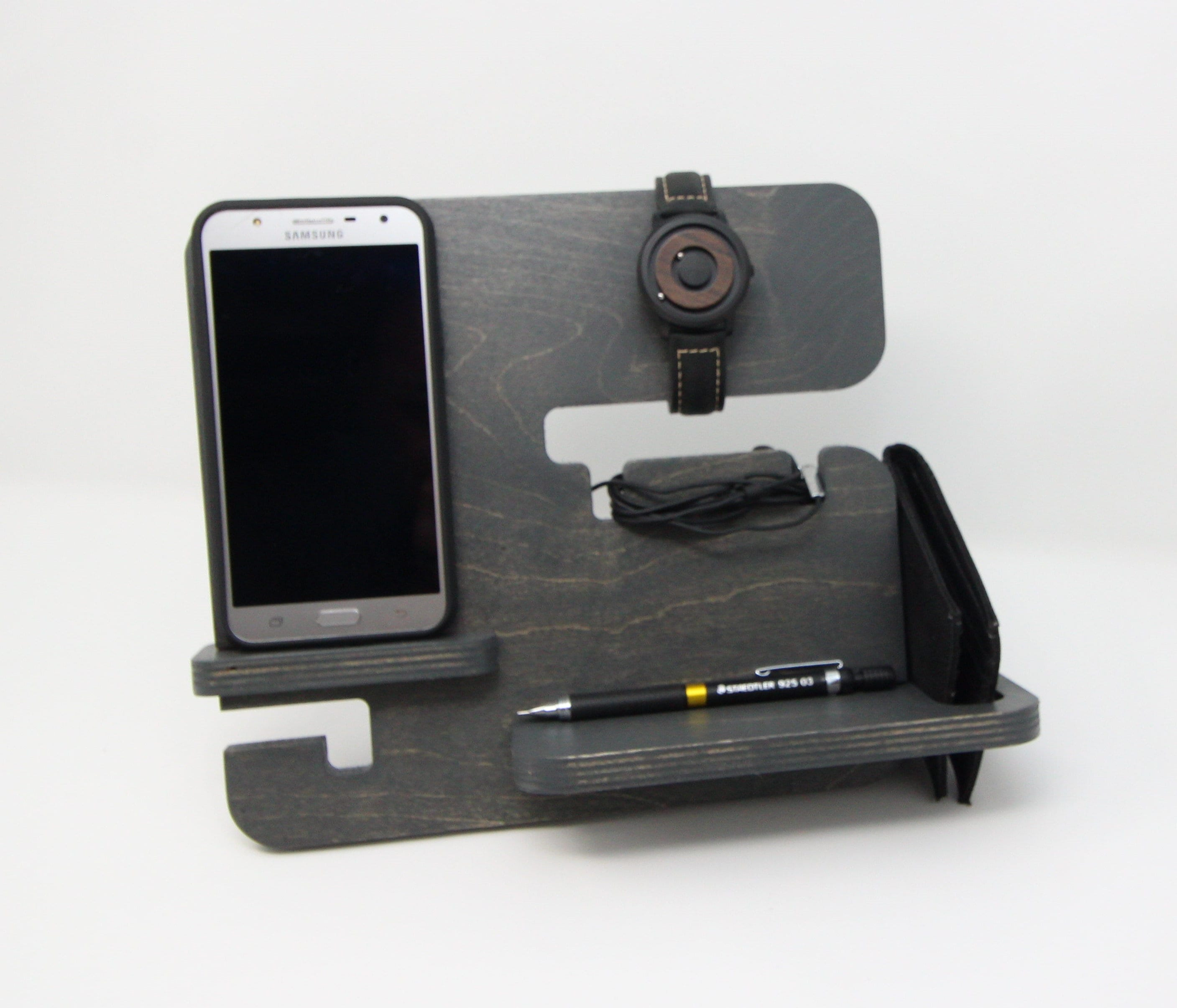 Personalized European Style Docking Station / Charging Stand image 1