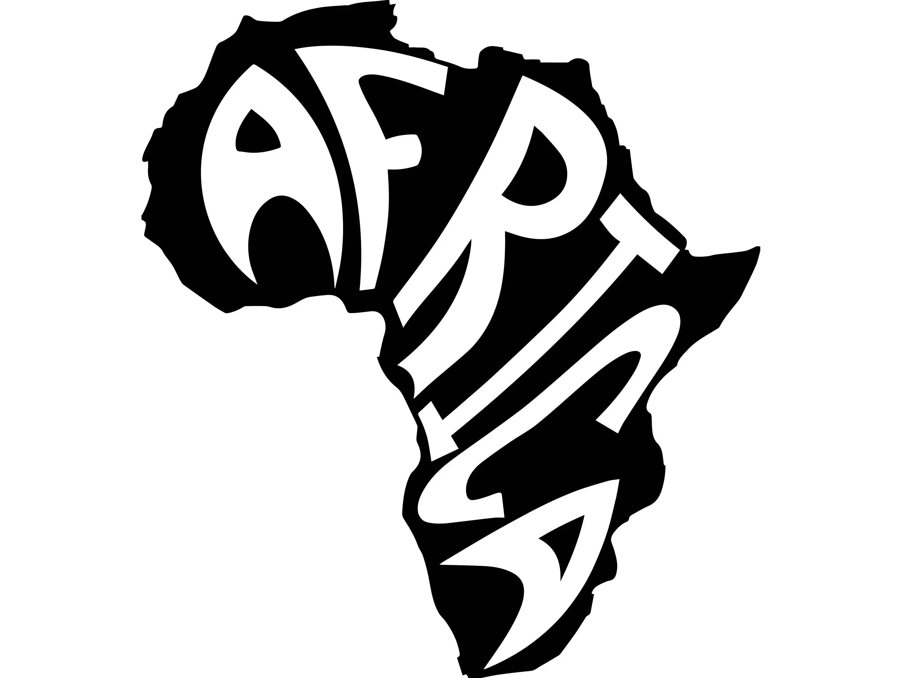 Africa Continent Black People Afro Beautiful Nature