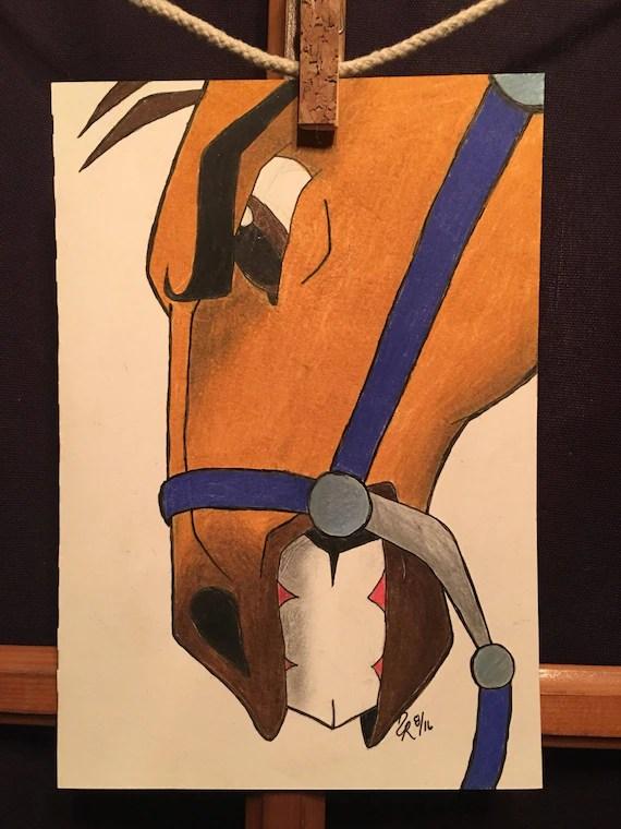 paint spirit stallion of the cimarron # 60