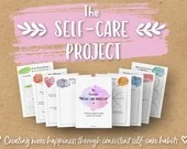 The Printable Self-Care Project • Gratitude • Self-Love • Self-Improvement • Mental Health • Happiness