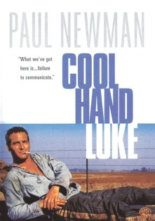 Cool hand Luke 1967 Paul Newman movie poster reprint 19x12.5 | Etsy