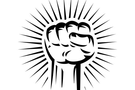 Black Power Fist Clipart Full Hd Maps Locations Another World