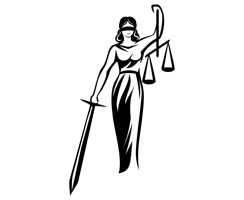 Lady Justice Femida Scale Of Justice Themis
