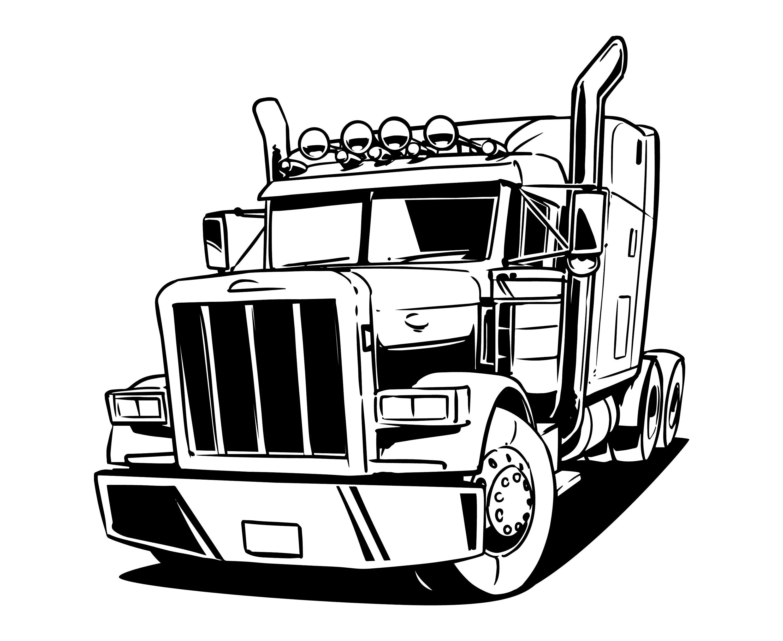 Semi Truck Truck 18 Wheeler 16 Wheeler 22 Wheeler Big