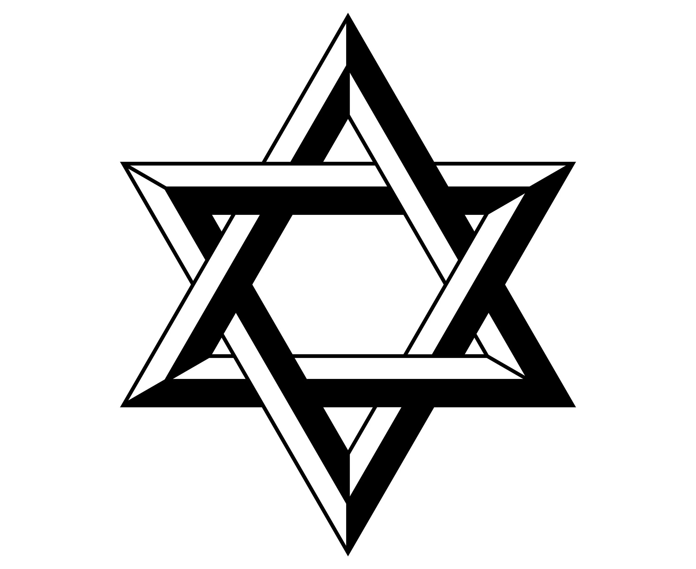 Star Of David Star David Jewish