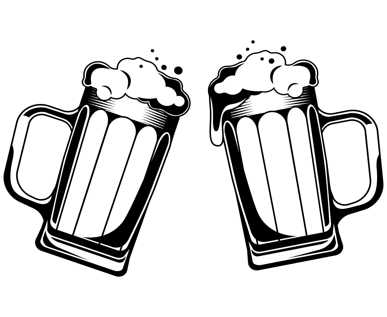 Beer Mug Svg Svg De Biere Chope A Biere Chopes Biere