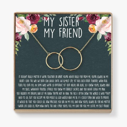 This is one of the best 2018 Christmas gift ideas for sisters out there!