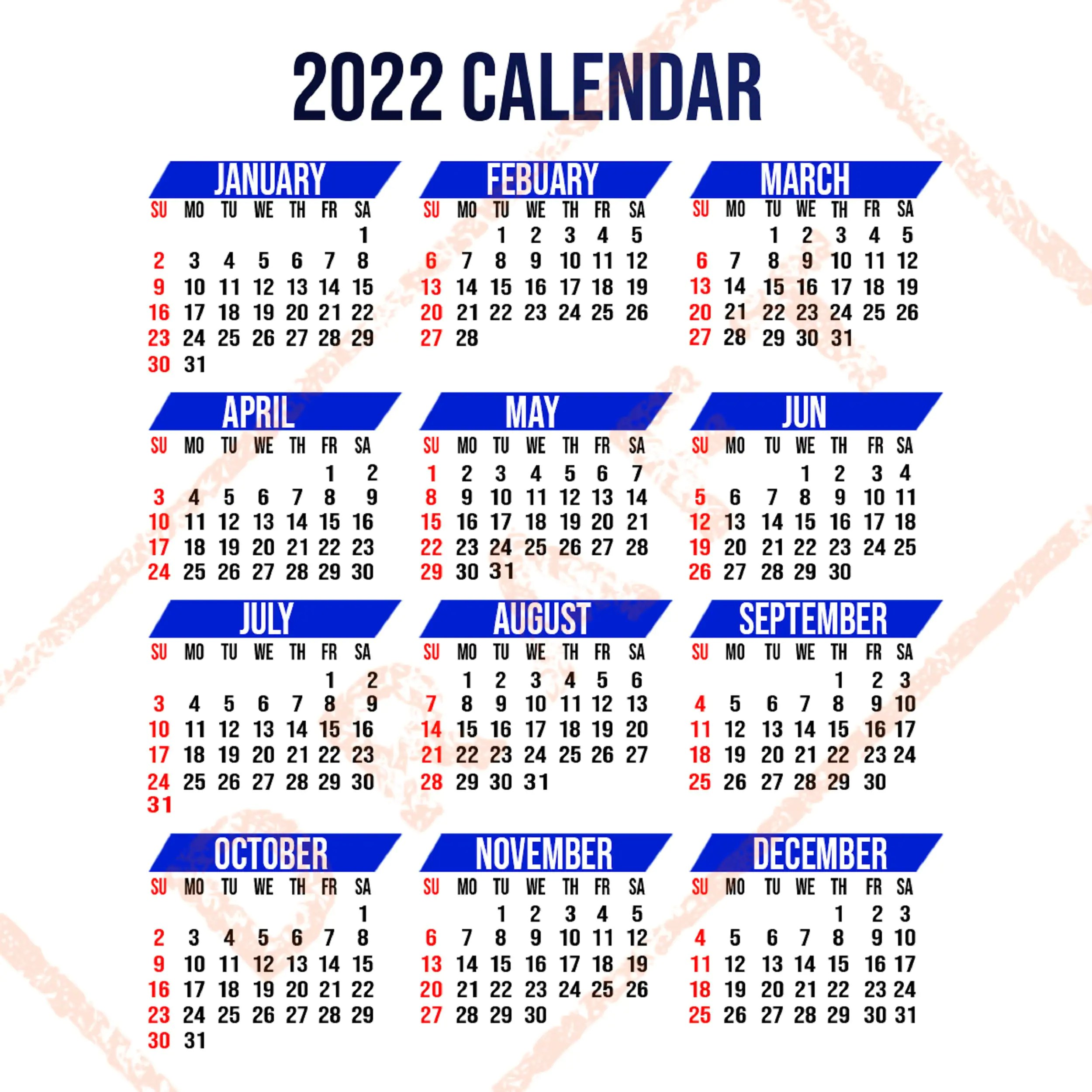 It is useful for quick referencing on dates, write down quick notes founder of lifehack read full profile sometimes it is handy to have a calendar for you. 2022 Calendar Printable Yearly Calendar 12-Months Calendar ...