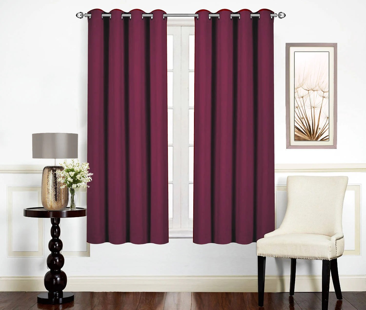 blackout curtains for bedroom burgundy custom made curtain panels grommet bronze darkening blackout window drapes heavy weight set of 2