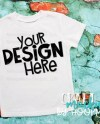 Kids White T Shirt Kavio Ijp0493 Independent Kids Etsy