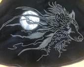 Mystic Wolf Cloak