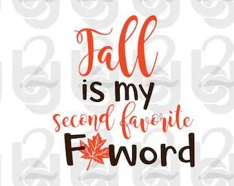 Download Favorite f word svg | Etsy