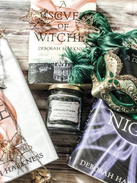 A Discovery of Witches Candle
