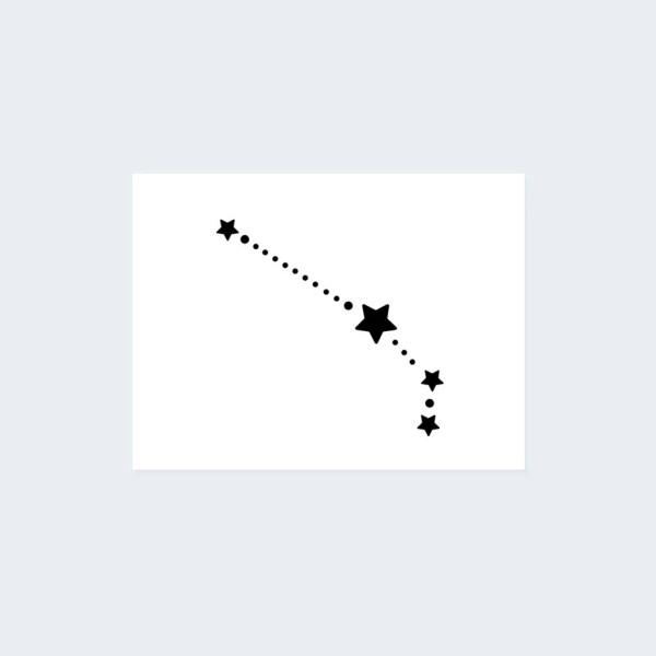 Aries Constellation Set of 2 Aries Constellation Tattoo ...