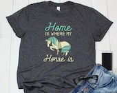 Home is Where My Horse Is...