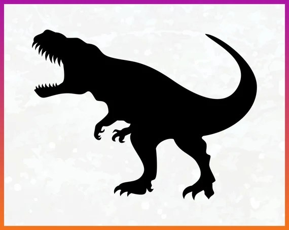 Download T-rex SVG Dinosaur svg T Rex Dinosaur Iron on transfer PNG ...