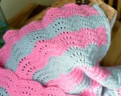 Crochet Blanket/Throw (Po...