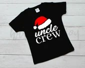 Christmas uncle crew svg, christmas svg, christmas cut file, uncle crew svg, christmas svg files, christmas svg files for cricut, uncle crew