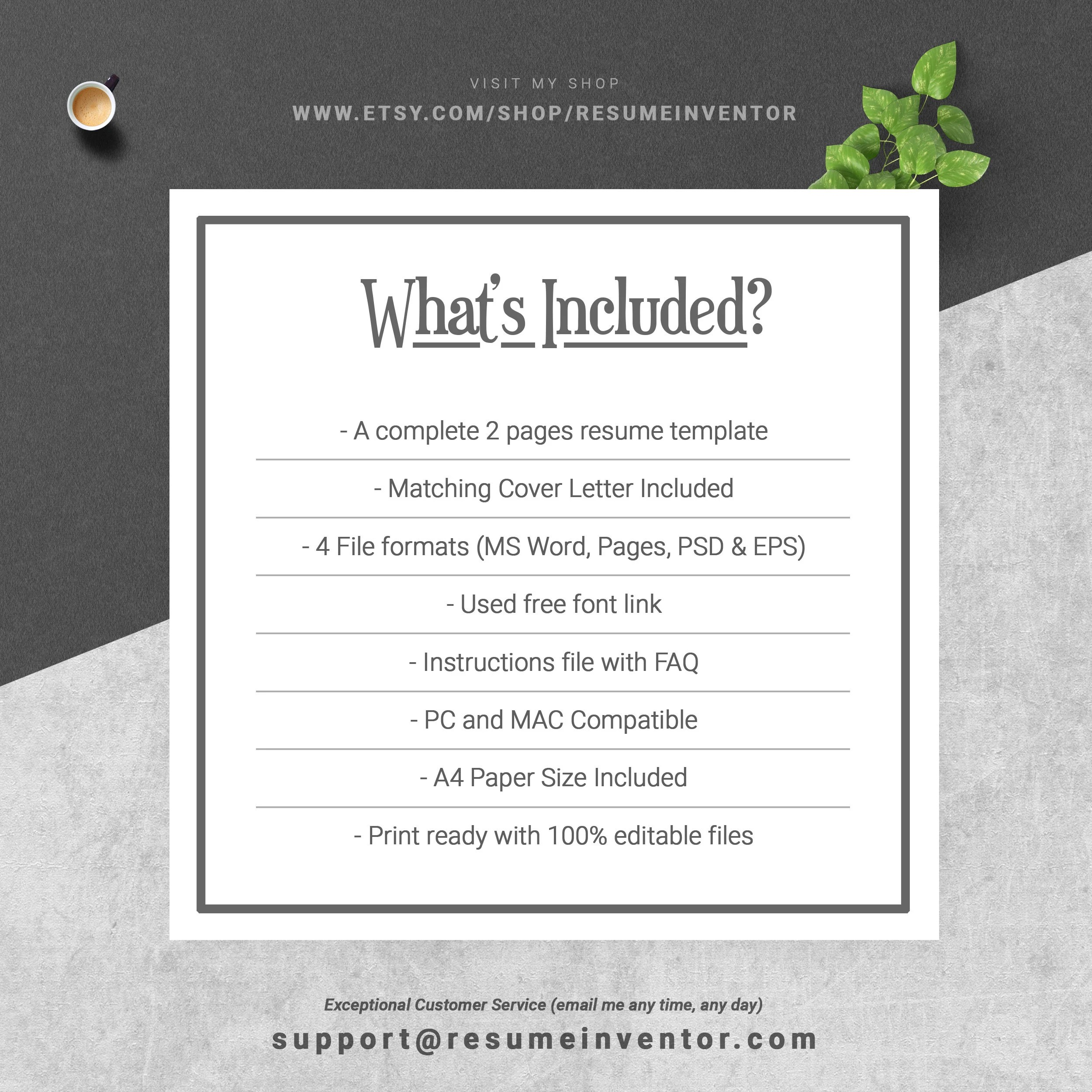We've compiled a gallery of 10+ free downloadable resume templates for mac. Ms Word Apple Pages Resume Template Cv Design Template Instant Download Paper Party Supplies Stationery Sultraline Id