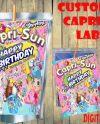 Shopkins Caprisun Labels Instant Download Diy Printable Etsy