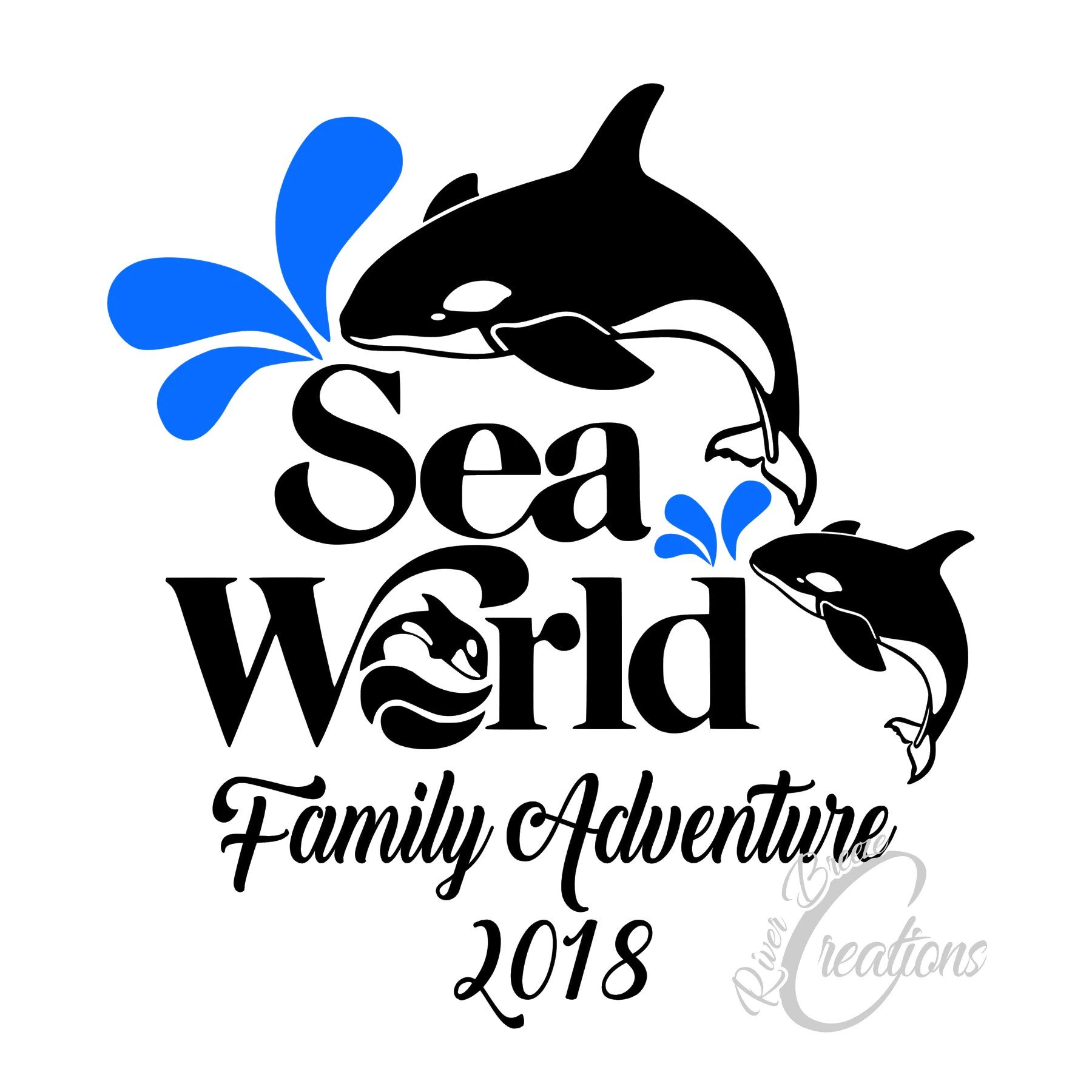 Sea World Svg Family Vacation Svg Family Adventure