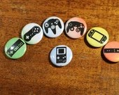 Nintendo controller badges: Which will you choose?