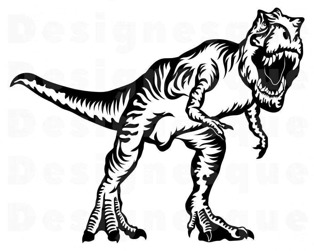 Download T-Rex 10 SVG T-Rex SVG Trex SVG Dinosaur Svg T-Rex   Etsy