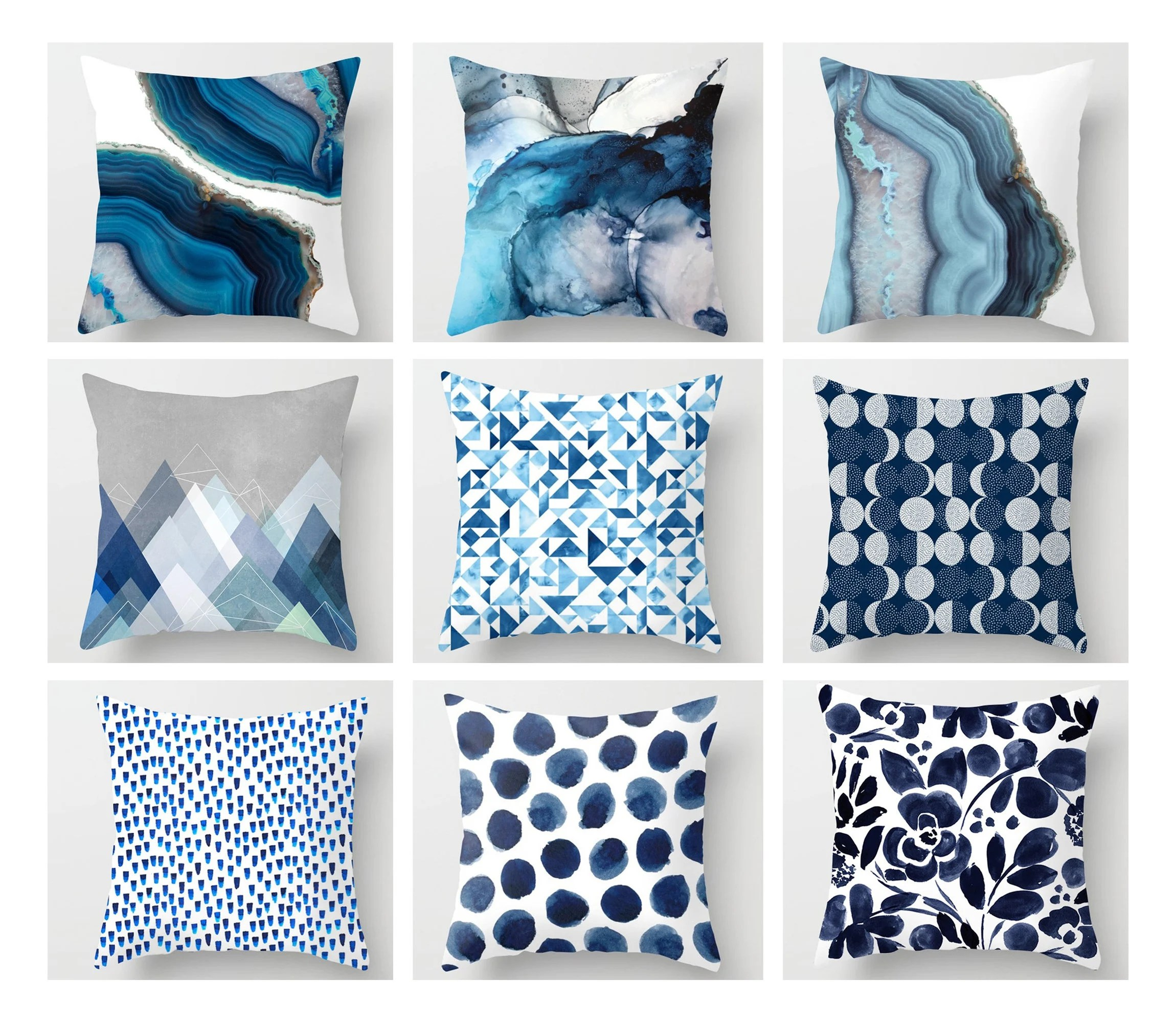 pillow covers 24x24 etsy