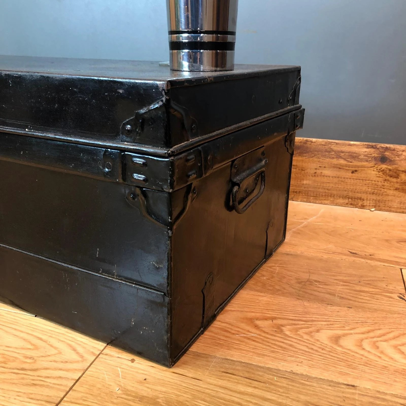 trunk chest box coffee table storage