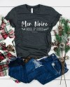 Bella Canvas Christmas Mockup 3001 Heather Dark Gray Knotted Etsy