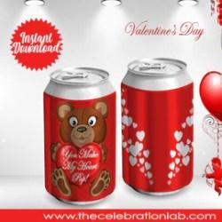 Soda Can Wrapper Etsy