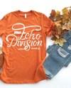 Fall Shirt Mockup Bella Canvas 3001 Burnt Orange Etsy