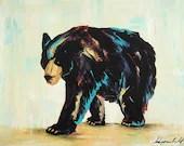 Art Print - Black Bear