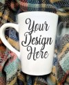 Fall Farmhouse Coffee Mug Mockup Kitchen Coffee Cup Styled Etsy
