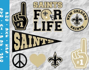 Download Saints svg | Etsy