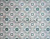 Portugese patterned tiles backdrop, ML848, digital backdrop, colourful backdrop, Portugese tiles, backdrop foodphotography, myluciebackdrops