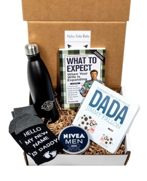 Expectant Daddy Gift Box image