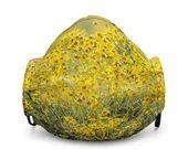 Yellow Daisies Premium Face Mask