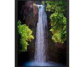 Framed Poster - Havasu Falls